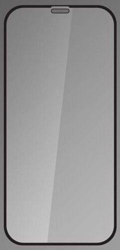 Qsklo ochranné sklo pre Apple iPhone Xs, čierna