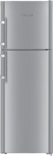 LIEBHERR CTPesf 3316, strieborná kombinovaná chladnička