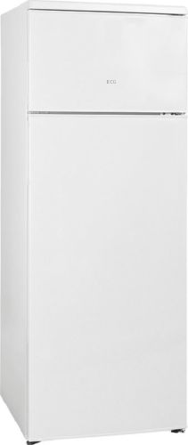 ECG ERD 21440 WA+, biela kombinovaná chladnička
