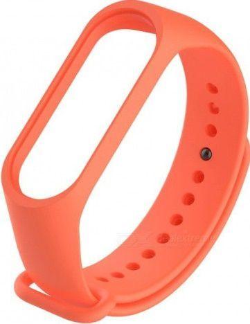 Xiaomi Mi Band 3 Strap remienok oranžový