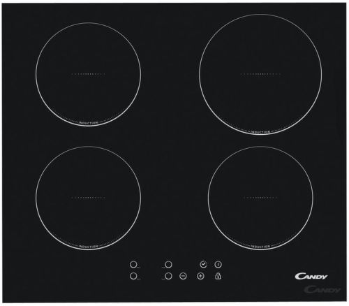 Candy CI 640C, čierna indukčná varná doska