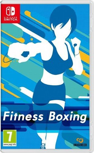 Fitness Boxing - Nintendo Switch hra