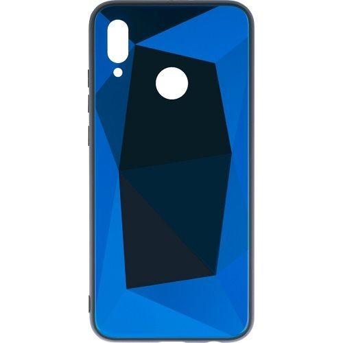Winner Prismatic puzdro pre Huawei P Smart 2019, modrá