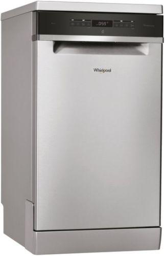 Whirlpool WSFO 3O23 PF X, nerezová umývačka riadu
