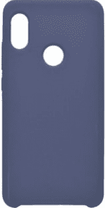 Mobilnet silikónové puzdro pre Xiaomi Redmi Note 5, modrá