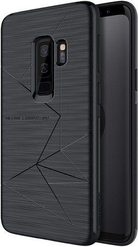 Nillkin Magic puzdro QI pre Samsung Galaxy S9+, čierna