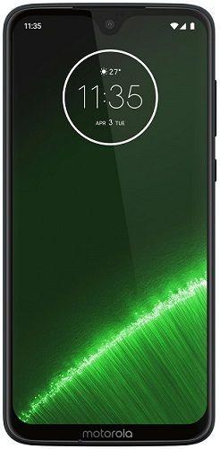 Motorola Moto G7 Plus modrý