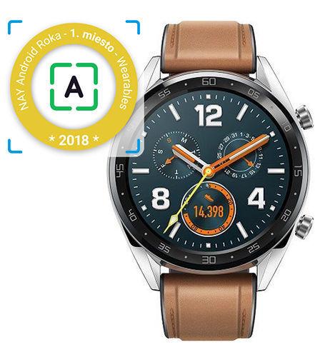 Huawei-Watch-GT-B19S-strieborné