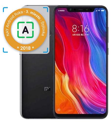 Xiaomi-Mi-8-128-GB-čierny