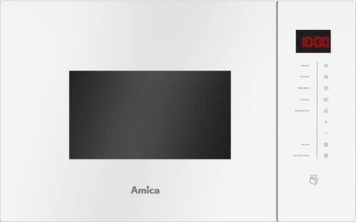 Amica TMI 25 CXW, biela vstavaná mikrovlnná rúra