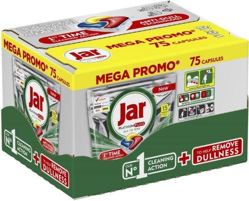 JAR PlatinumPlus 75ks, Tablety
