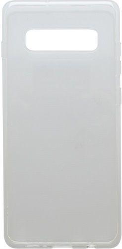 Mobilnet gumené puzdro pre Samsung Galaxy S10, transparentná