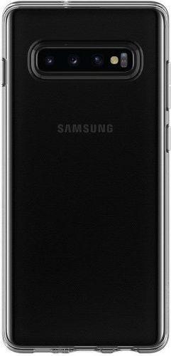 Spigen Liquid Crystal puzdo pre Samsung Galaxy S10, transparentná