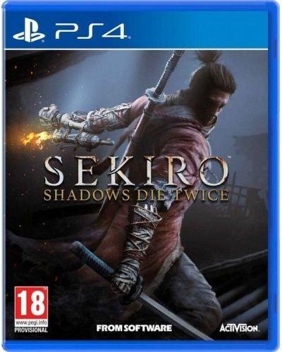 Sekiro: Shadows Die Twice PS4 hra