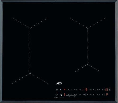 AEG Mastery SenseFry IAE64431FB, čierna indukčná varná doska