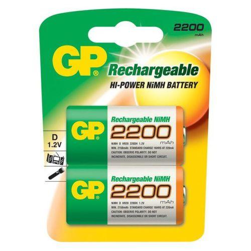 GP 220DH NiMH R20 / B1448
