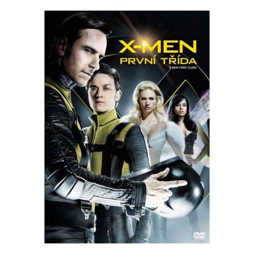 DVD F - X-Men: První třída