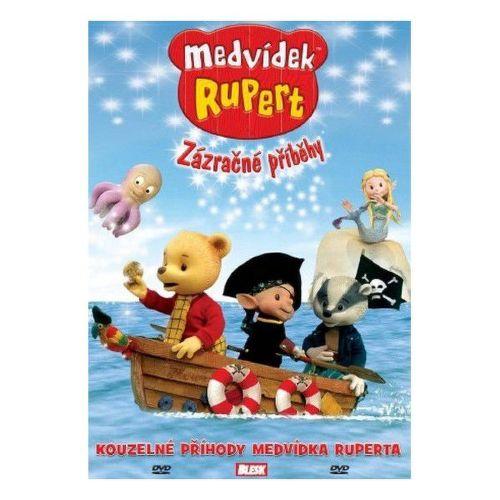DVD F - Medvedík Rupert č.3 - Zázračné príbehy (pošetka)