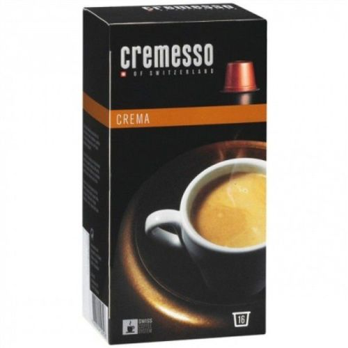 CREMESSO Cafe Crema, kapsulova kava 16 ks