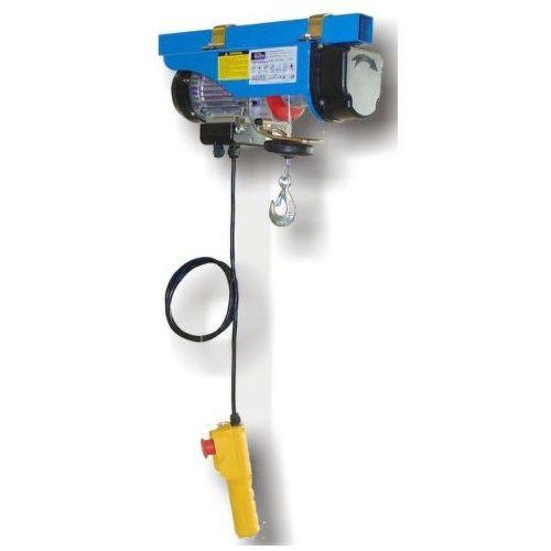 GÜDE GSZ 300/600 - elektricky lanovy zdvihak