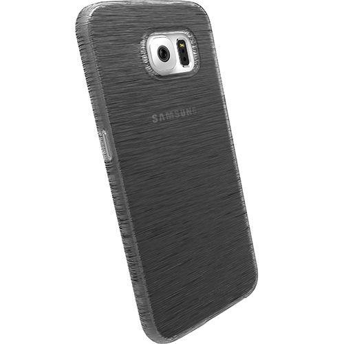 KRUSELL kryt pre Samsung S6, čierna