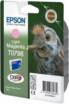 EPSON T07964020 LIGHT MAGENTA cartridge Blister