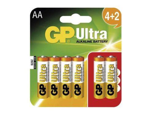 GP ULTRA LR6 (4ks+2ks) - AA