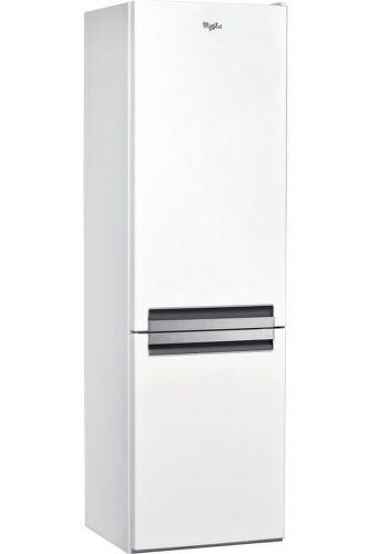 WHIRLPOOL BLF 8121 W - biela kombinovaná chladnička