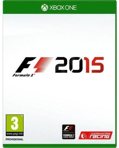 F1 2015 - Formula 1 - hra pro XBOX ONE