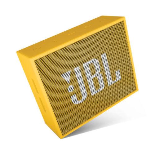 JBL GO (žltý) reproduktor