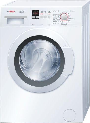 BOSCH WLG20160BY - biela slim práčka plnená spredu
