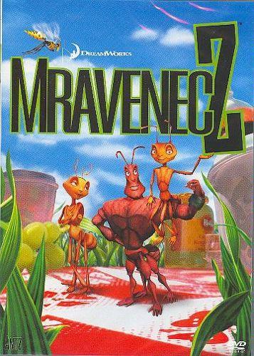 Mravenec Z - DVD film