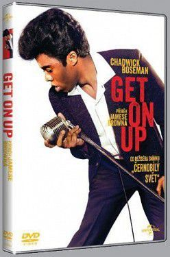 Get On Up - Príbeh Jamesa Browna - DVD film