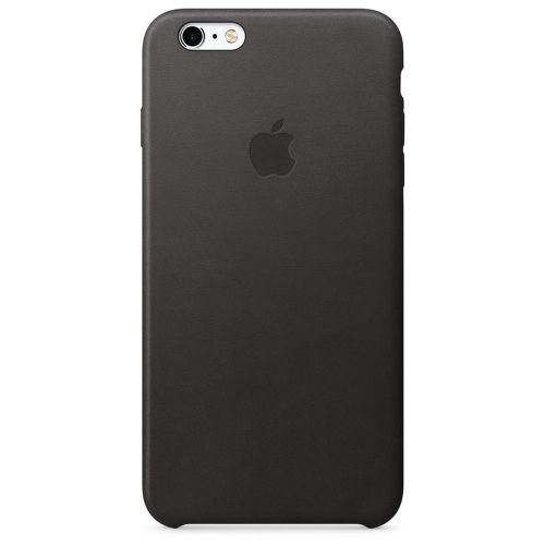 APPLE iPhone 6s Plus Leather Case Black MKXF2ZM/A