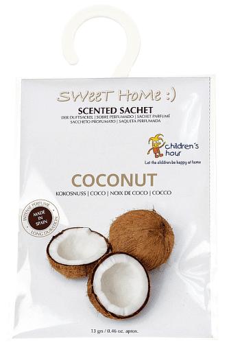 LCDLA SweetHome kokos, prírodná vôňa