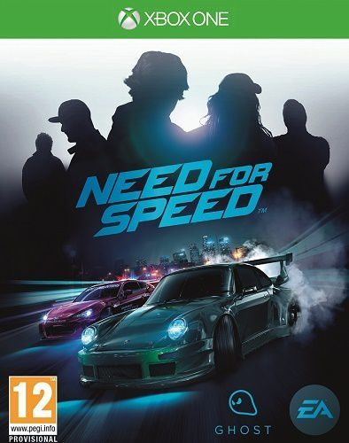 Xone Need for Speed 2016