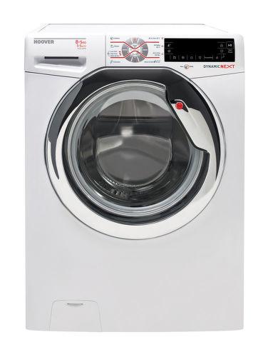 HOOVER WDXT45 385A-S, práčka so sušičkou slim
