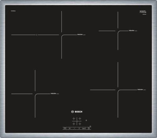 Bosch PIF645BB1E - čierna indukčná varná doska