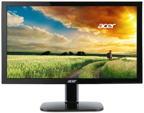 "Acer KA220HQbid, UM.WX0EE.001 (čierna) - 21,5"" monitor"