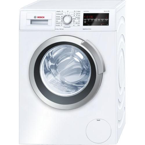 BOSCH WLT20460BY, biela slim práčka plnená spredu