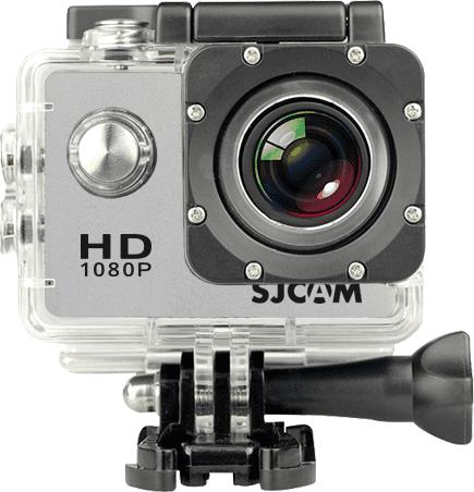 Sjcam SJ4000 (stříbrná) - sportovní kamera