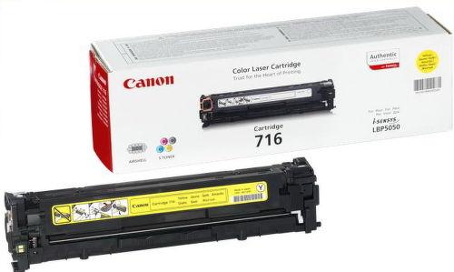 CANON TONER CRG-716 YELLOW (žltý)