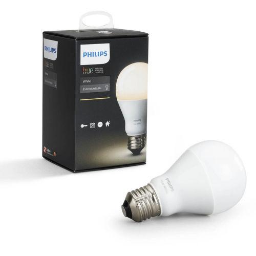 PHILIPS Single bulb E27 White A60