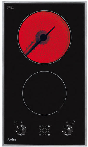 Amica DDS 3200 MR, sklokeramická varná deska