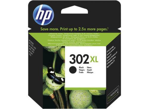 HP F6U68AE No.302XL black - atrament
