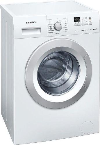 SIEMENS WS12G160BY, biela práčka plnená spredu
