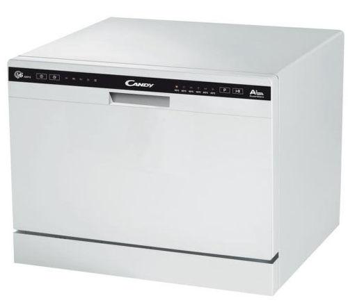 CANDY CDCP 6/E, stolová umývačka