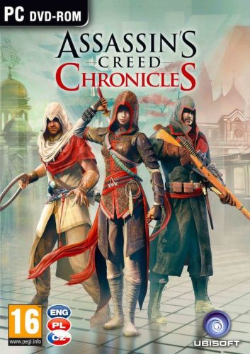 PC - Assassin´s Creed Chronicles