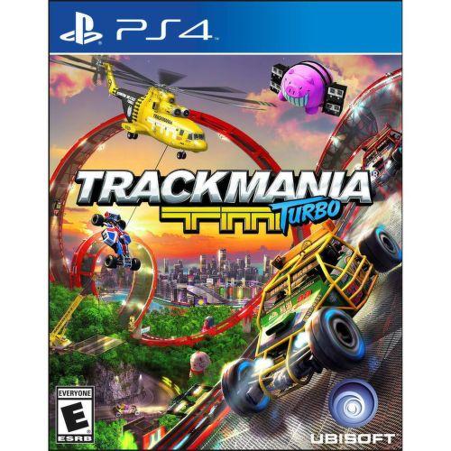 PS4 - Trackmania Turbo