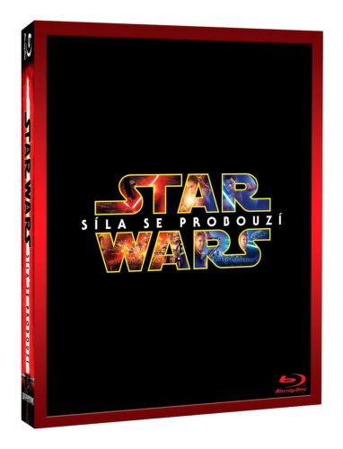 BD F - Star Wars: Síla se probouzí 2BD - Limit. edice Darkside